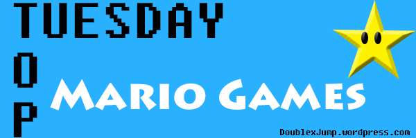 Top Tuesday Mario Video Games Double Jump