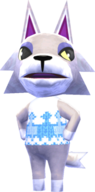 Fang Animal Crossing