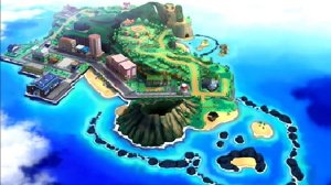 Pokemon Alola Region Double Jump