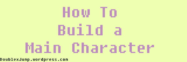 how to build a main character double jump