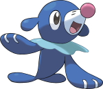 Popplio Pokemon Double Jump