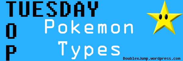 top tuesday pokemon types