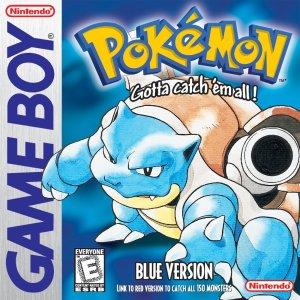 Pokemon Blue Kanto Rachel Poli