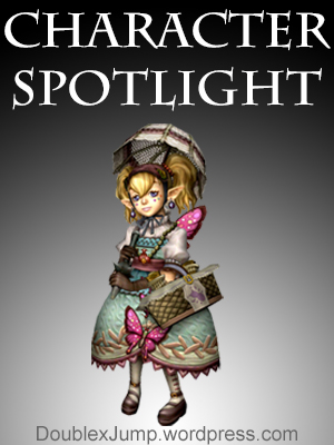 Character Spotlight: Agitha Twilight Princess Double Jump