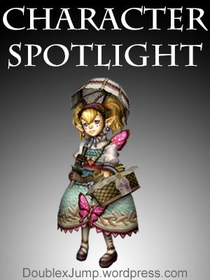 Character Spotlight: Agitha Twilight Princess Double Jump