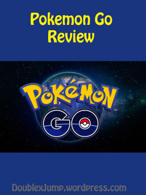 Pokemon Go Review Double Jump
