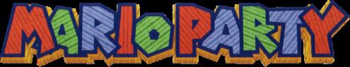 Mario Party 1 Logo