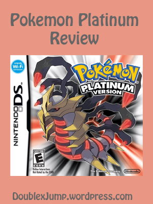 Pokemon Platinum Double Jump Game Review