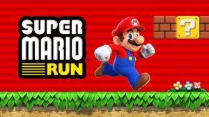 Super Mario Run Mobile App