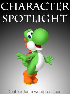Character Spotlight: Yoshi