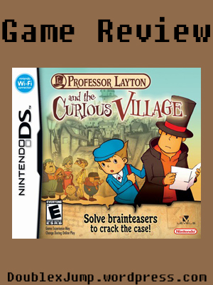 Professor Layton and the Curious Village Game Review