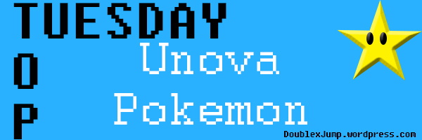 Top Tuesday: Favorite Unova Pokemon