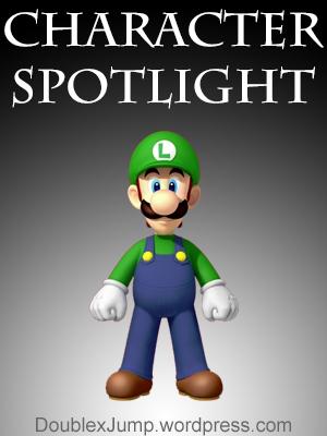 Character Spotlight: Luigi