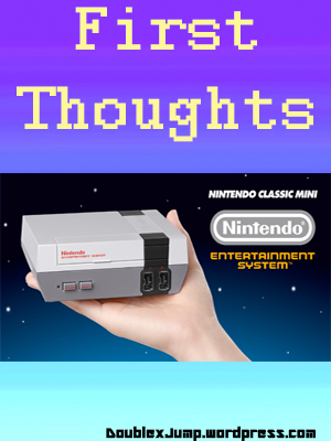 First Thoughts on the NES Mini