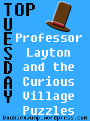 Professor and the Curious Village Puzzles