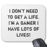 Gamer Mousepad