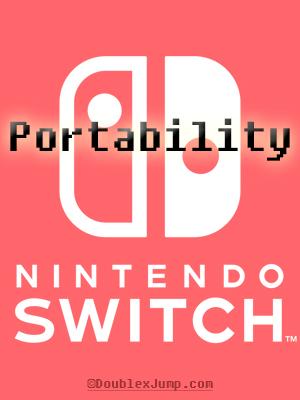 Nintendo Switch Portability