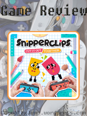 Snipperclips Game Review