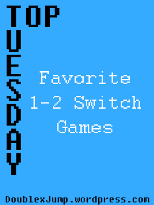 Favorite 1-2 Switch Games