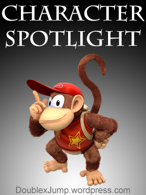 Character Spotlight: Diddy Kong