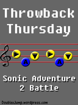 Throwback Thursday: Sonic Adventure 2 Battle