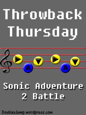Throwback Thursday: Sonic Adventure 2 Battle