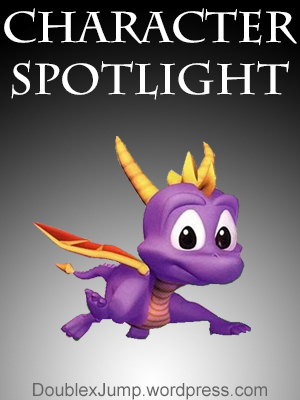 Character Spotlight: Spyro the Dragon