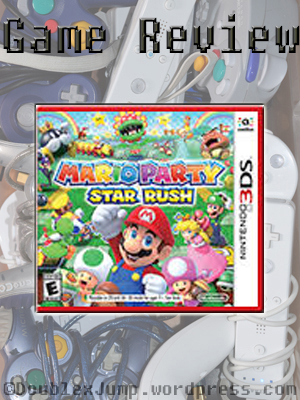 Mario Party Star Rush Game Review