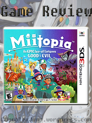 Miitopia game review