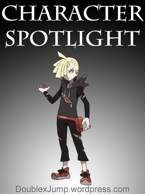 Gladion from Pokemon