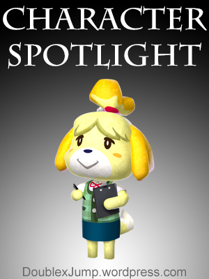 Isabelle from Animal Crossing, Character Spotlight | Nintendo | DoublexJump.com