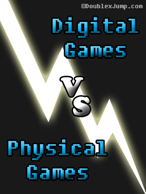 Debate Digital Vs Physical