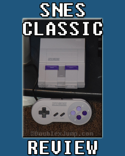 Nintendo SNES Classic Review | SNES Classic Mini | Console Review | DoubleJump.com