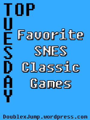 Favories SNES Classic Edition Games | SNES Classic Games | Nintendo | DoubleJump.com