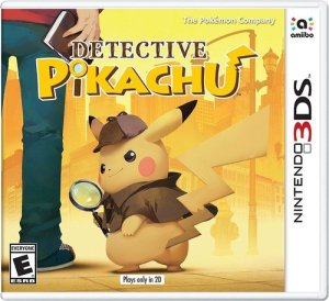 Detective Pikachu | Gaming | Video Games | Nintendo | Pokemon | DoublexJump.com