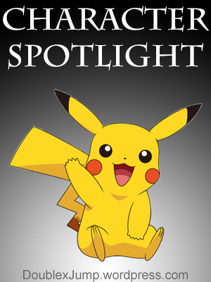 Character Spotlight: Pikachu | Gaming | Nintendo | Pokemon | Video Games | DoublexJump.com