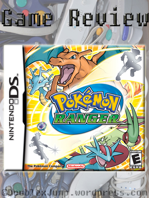 Video Game Review: Pokemon Ranger | Gaming | Nintendo | Pokemon | DoublexJump.com