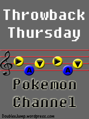Pokemon Channel for the Nintendo Gamecube | Nintendo | Gaming | Pokemon | Throwback Thursday | DoublexJump.com