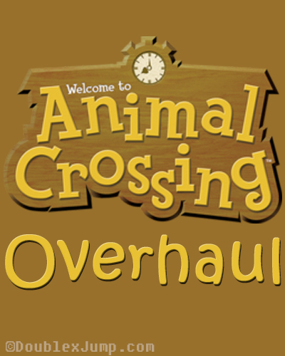 Animal Crossing Overhaul | Nintendo | Video Games | Gaming Rumors | DoublexJump.com