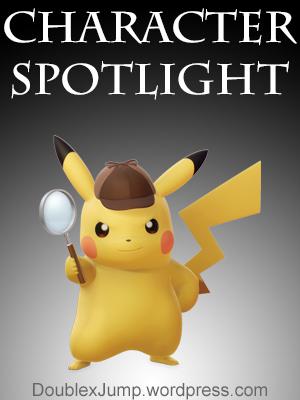 Detective Pikachu | Character Spotlight | Pokemon | Nintendo | DoublexJump.com