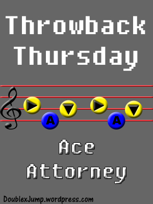Ace Attorney Trilogy | Capcom | Nintendo | Video Games | TBT | DoublexJump.com