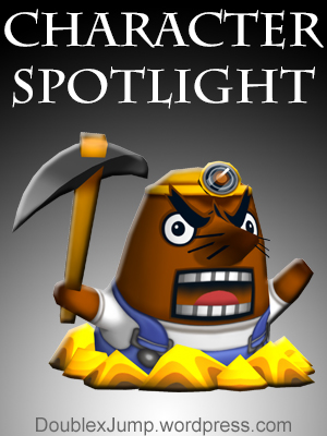 Character Spotlight: Mr. Resetti | Animal Crossing | Nintendo | DoublexJump.com