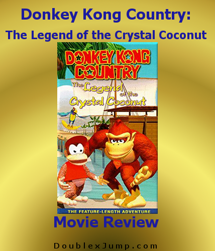 Double Jump   Donkey Kong   Video Games   Nintendo   Movies   Movie Review