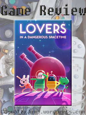 Video Game Reivew: Lovers in a Dangerous Spacetime | Xbox One | Video Games | Gaming | DoublexJump.com