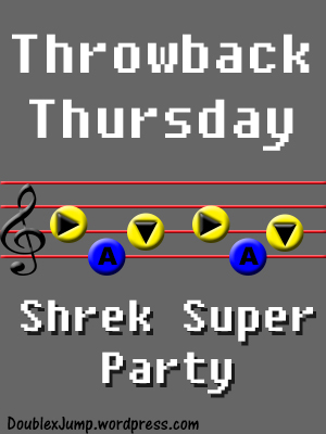 TBT Shrek Super Party | Nintendo | Gaming | Video Games | DoublexJump.com