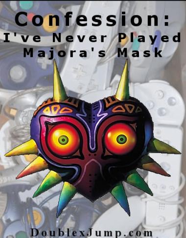 Double Jump | Legend of Zelda | Majora's Mask | Nintendo | Video Games | Gaming