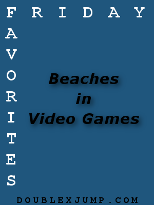 double jump | video games | nintendo | beaches | summer