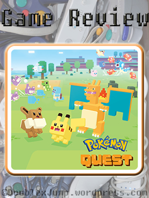 Video Game Review: Pokemon Quest | Nintendo | Nintendo Switch | Pokemon | Gaming | Video Games | DoublexJump.com