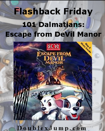 Video Games | Double Jump | PC Games | Retro Games | Disney | 101 Dalmatians
