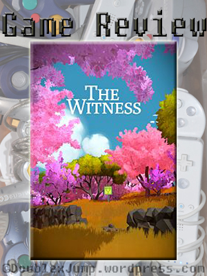 Game Review: The Witness | Video Games | Gaming | Video Game Review | Xbox One | Puzzle Games | DoublexJump.com